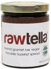 Rawtella Organic Raw Chocolate Hazelnut Spread