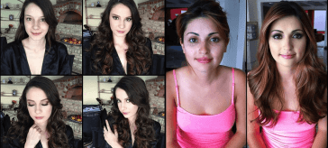 porn stars without makeup