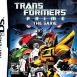Transformers Prime NDS Portada 10-07