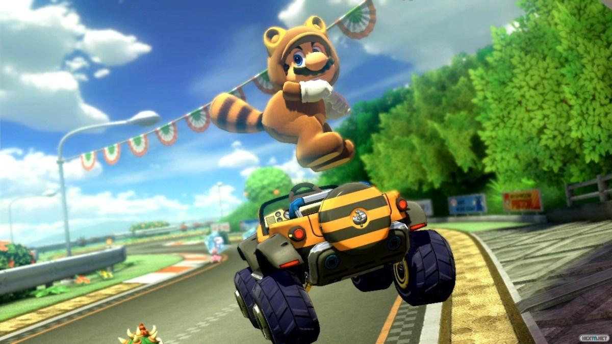 Ya puedes descargar la actualización 4.1 de Mario Kart 8 - ACTUALIZADO: Conoce las novedades