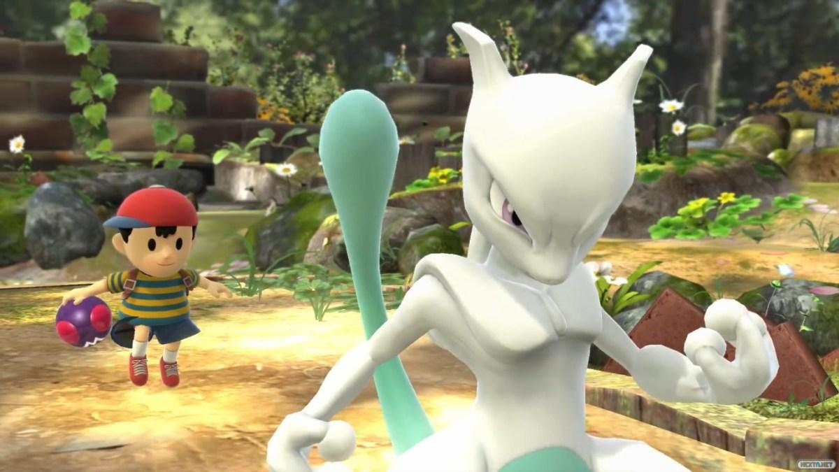 Mewtwo destruye Super Smash Bros. con sus movimientos personalizados. Os enseñamos este glitch en vídeo
