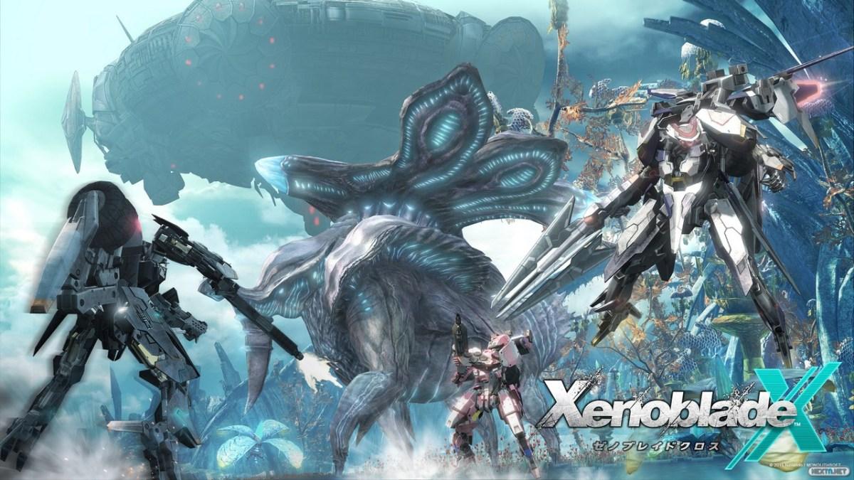 Figuras Skell, de Xenoblade Chronicles X, próximamente en Japón. ¡Con todo lujo de detalles!