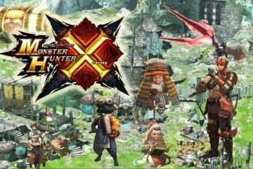 Monster Hunter X