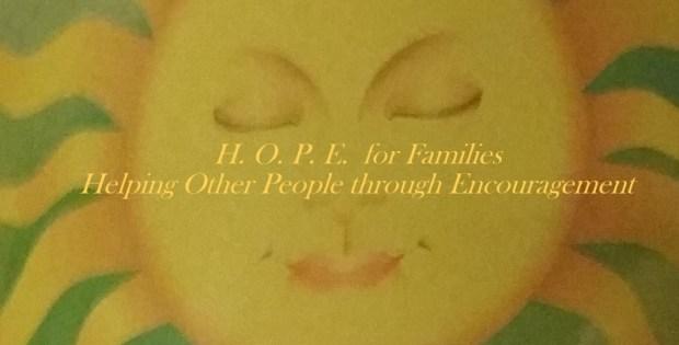 H.O.P.E. for Families