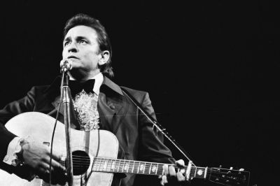 Walk the line & do good at Johnny Cash Day celebration