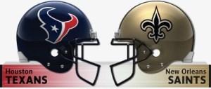 Week 2: New Orleans vs. Houston