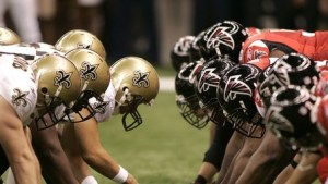 Week 3: Falcons vs. Saints