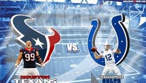 NFL Week 6: Colts at Texans