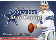 Player Interview - Jason Witten