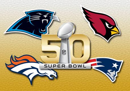 Super Bowl 50 Match-up