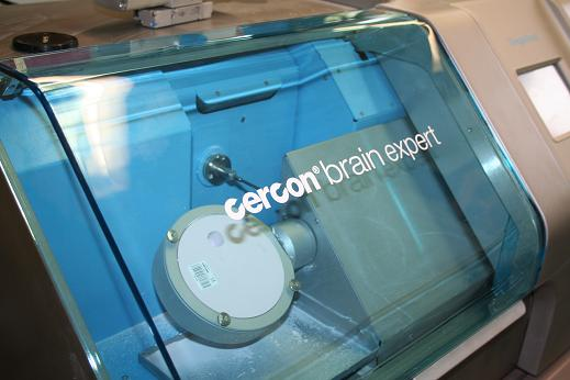 Degudent Hanau (D) Beratung Entstaubung Cercon Brain Expert