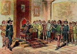 El gobierno de Sancho Panza