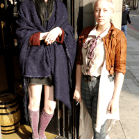 Vivienne Westwood & A Child Of The Jago in Shoreditch