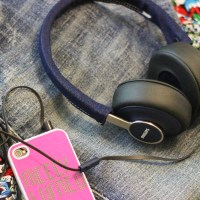 Double Denim: Philips Downtown Headphones