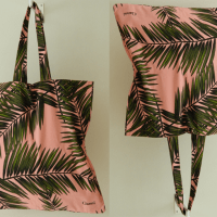 Win: Ganni Palm Leaf Shopper From Wild Swans
