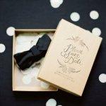 Cosas bonitas: Save the Date en una preciosa caja