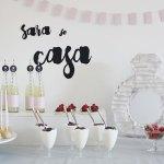 Nice Party: Despedida de soltera en blanco y rosa