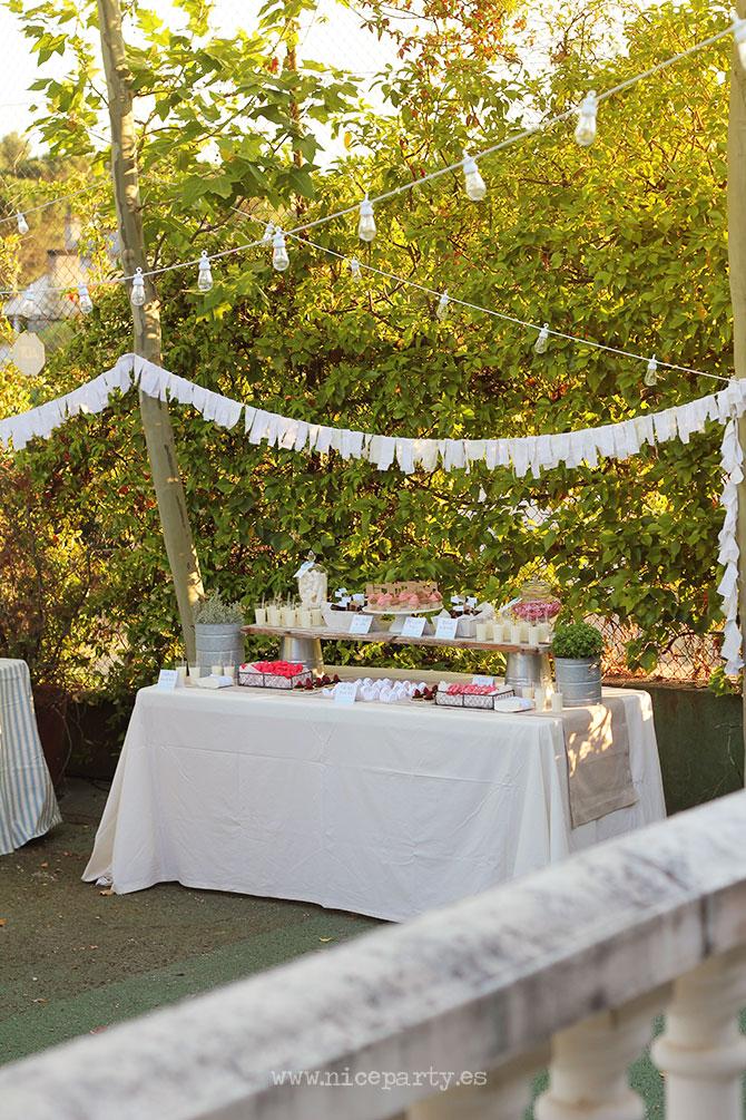 Nice Party mesa de dulces fiesta de verano (2)