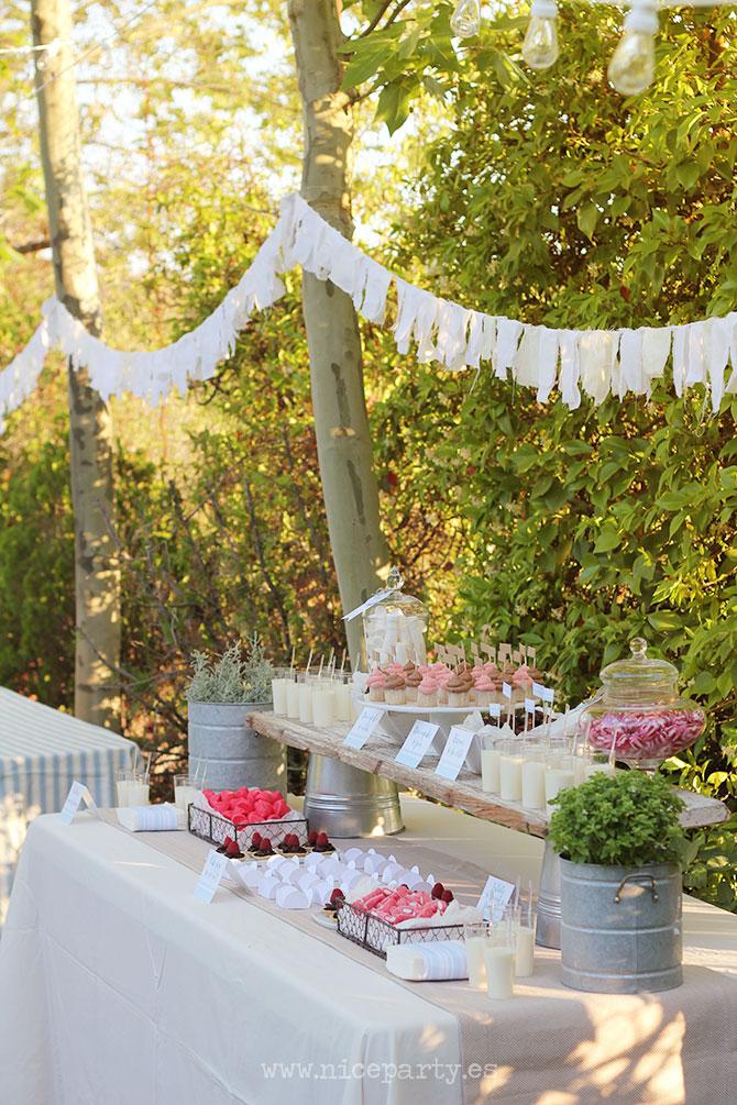 Nice Party mesa de dulces fiesta de verano (4)