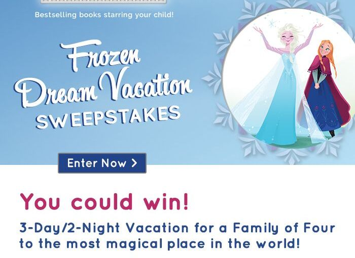 Disney Frozen Personalized Story Book Review