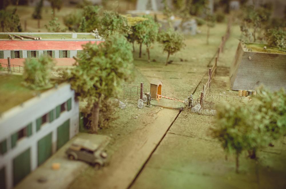 Fantastiškas miniatiūrų parkas pas kaimynus