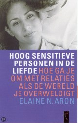 hoogsensitief liefde 160x250 HSP: Hoog sensitieve personen in de liefde Elaine N Aron
