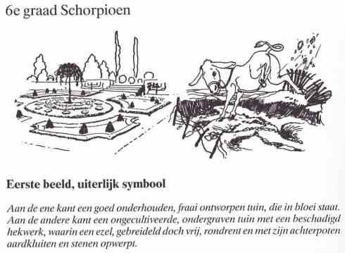 6de graad Schorpioen 2 490x359 2014 Een nieuw begin:  Astrologisch jaarartikel van Manuela van der Knaap