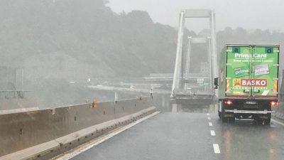 Nieuwsblad Transport > Column: De brug bij Genua