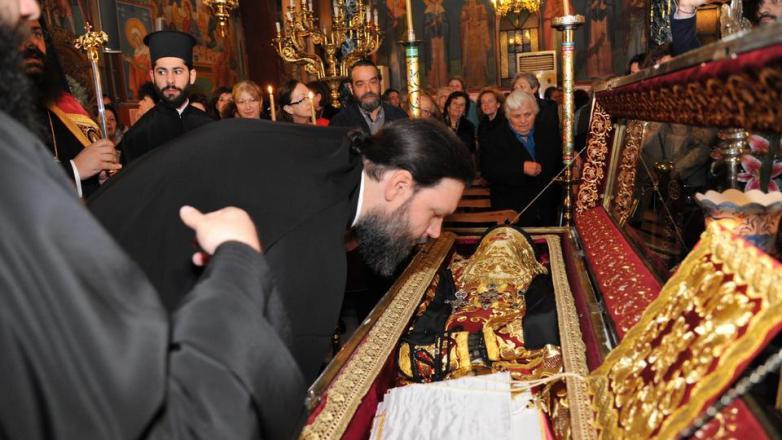 Ιερά Πανήγυρις Αγ. Γεωργίου Νεαπολίτου, Πολιούχου της Ιεράς Μητροπόλεως Ν. Ιωνίας και Φιλαδελφείας