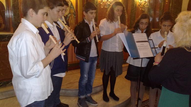 Εορταστική Φιλανθρωπική Εκδήλωση στον Ι.Ν. Αγίου Κοσμά Ν. Φιλαδελφείας