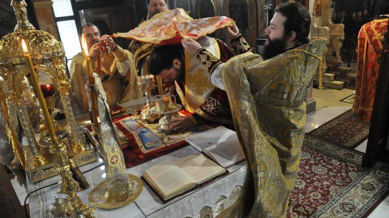 Κυριακή της Ορθοδοξίας στον Ι.Ν. Αγίων Αναργύρων Νέας Ιωνίας