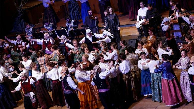 Eκδήλωση στο Μέγαρο Μουσικής Αθηνών:  «Μικρασία... φεύγαμε και για 'σένα λέγαμε»