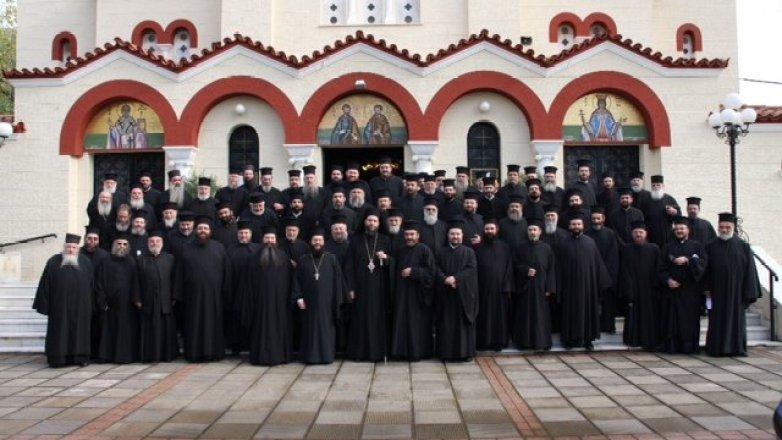 Πρώτη ιερατική σύναξη στην Ι. Μητρόπολη Νέας Ιωνίας και Φιλαδελφείας