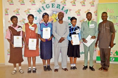 Nigeria Spelling Bee Osun State Competition