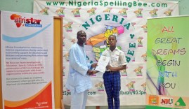 Nigeria Spelling Bee Oyo State Qualifier