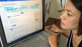 大阪府阪南市の主婦、川上久美子さんは「肝っ玉母ちゃんたちの会」を立ち上げ、住民投票への情報などをネットで発信した