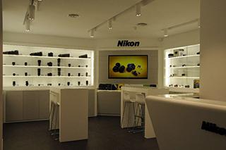 Showroom Nikon School Madrid
