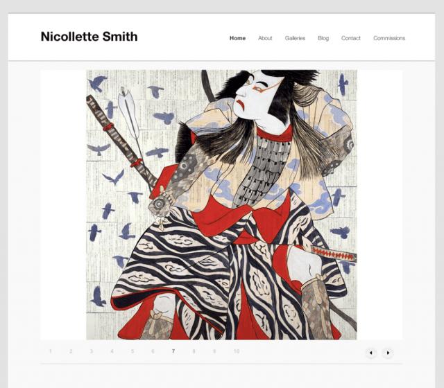 NicolletteSmith.com