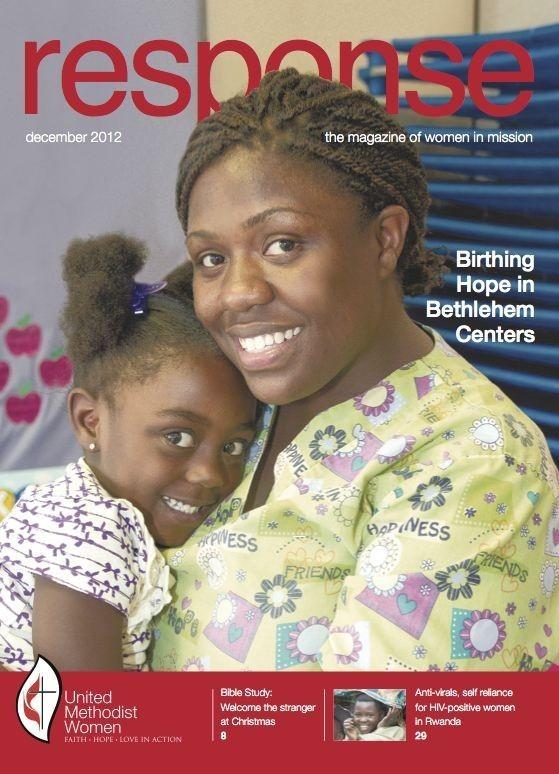 Response December 2012 Cover