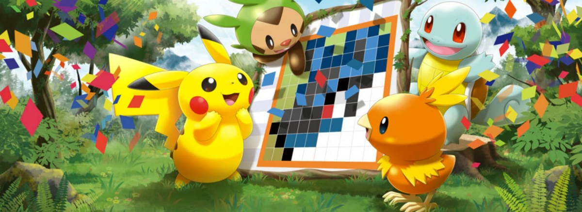 Pokémon Picross Passwords Unlock Ash-Greninja, Mew & Zygarde Formes