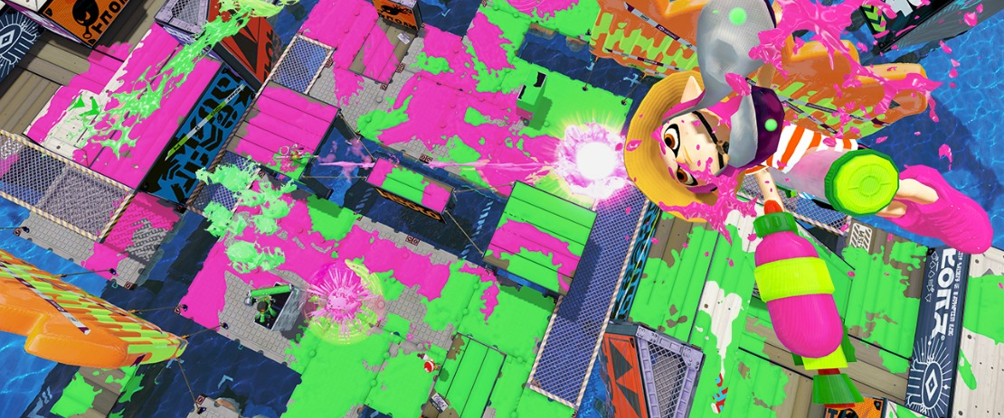"Splatoon Sales ""Consistently Exceeded"" Mario Kart 8 Worldwide"