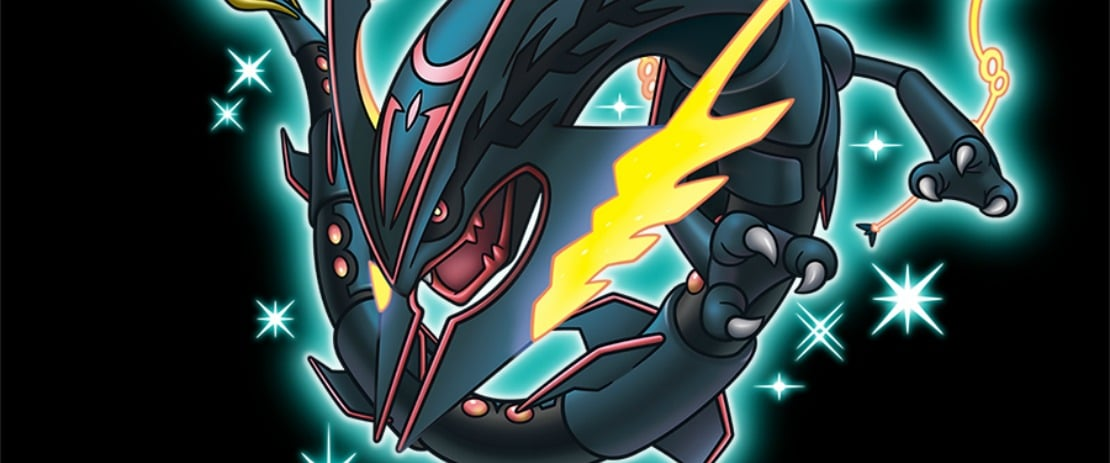 Shiny Rayquaza Event Descends On Pokémon Center Skytree Town