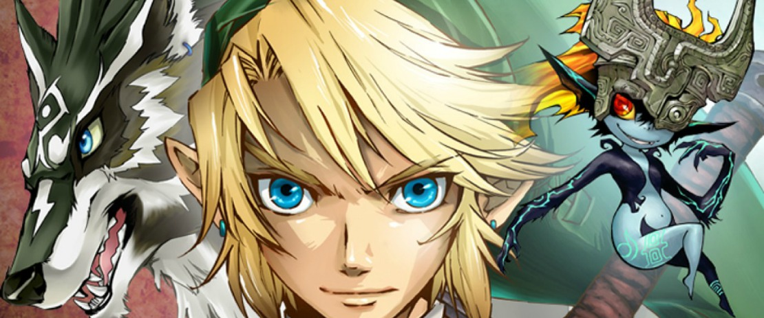 Viz Media To Publish The Legend Of Zelda: Twilight Princess Manga