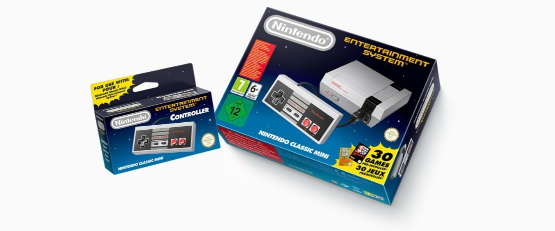 Nintendo Classic Mini Pre-Orders Open On Nintendo Official UK Store