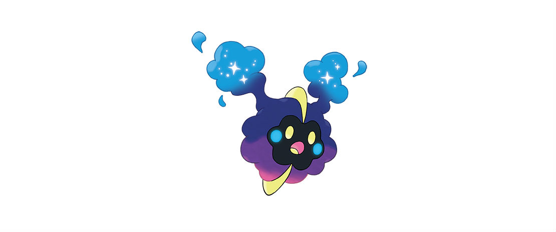 Cosmog Revealed In Pokémon Sun And Moon