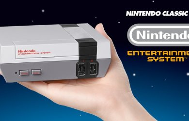 Classic Mini Nintendo NES