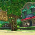 Animal Crossing NX mario kart 8 Wii U