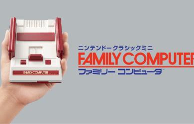 Nintendo Classic Mini : Famicom