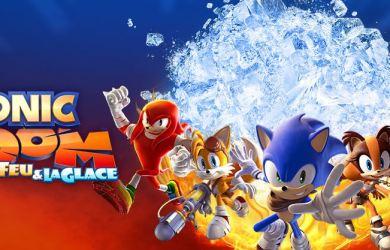 Sonic Boom: le Feu et la Glace