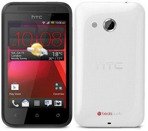 HTC Desire 200 - Price, Specifications & Features